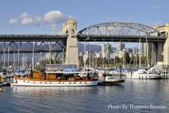 14 Granville Island Beautiful British Columbia Photo By Thanasis Bounas
