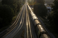 13 Trains Beautiful British Columbia Photo By Thanasis Bounas