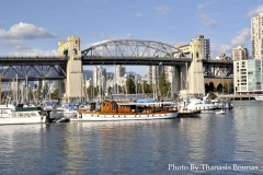 21 Granville Island Beautiful British Columbia Photo By Thanasis Bounas