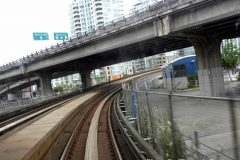 11 Skytrain Beautiful British Columbia Photo By Thanasis Bounas