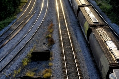 10 Trains Beautiful British Columbia Photo By Thanasis Bounas