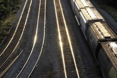 9 Trains Beautiful British Columbia Photo By Thanasis Bounas
